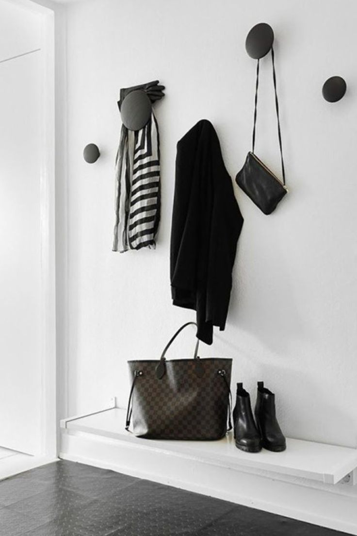 The Dots Hooks by Muuto | Beautiful Scandinavian designs at Nordic New. | From www.nordicnew.nl @NordicNew