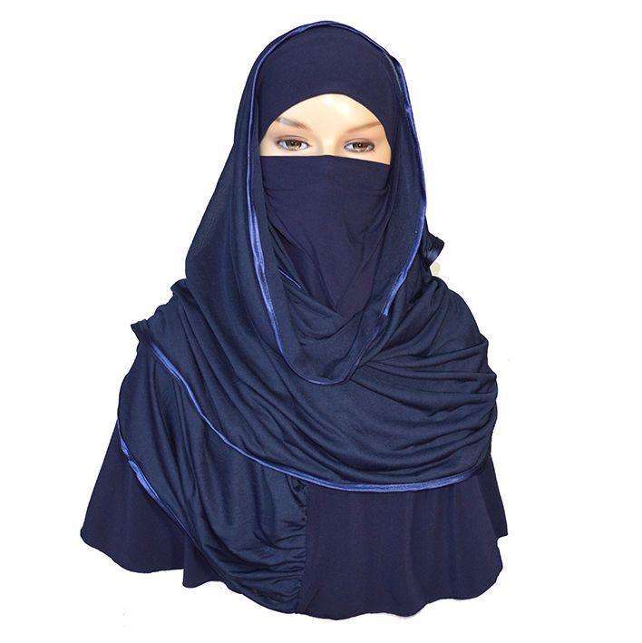 Extra large Kuwaiti hijab