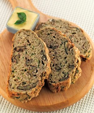 Fat Flush Recipe: Zucchini Bread