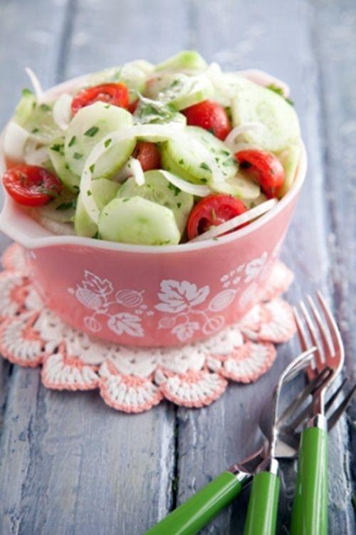 Top 25 Raw Vegan Salad Recipes #vegan #raw #salad #recipe