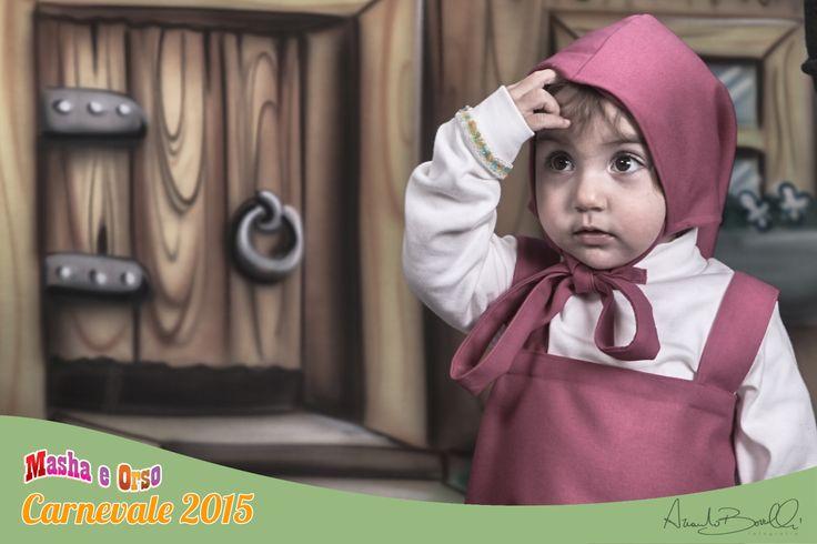 la piccola  Masha  vi aspettiamo per info 081.7714724