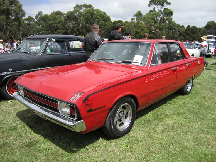 Chrysler Valiant VG Pacer Sedan