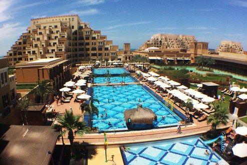 Das Hotel Rixos Bab al Bahr in Ras al Khaimah ist ein Familienhotel mit Ultra-All-Inclusive | Ich war dort und hab es für euch getestet. Mein Urteil, ...