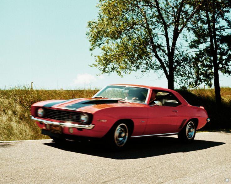 Assurance auto : comment payer moins cher son assurance voiture de collection ? 1969 #Chevrolet #CamaroZ28 #Assurance #Voiture #Collection