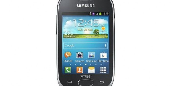 Samsung Galaxy Star Trios detailed specifications