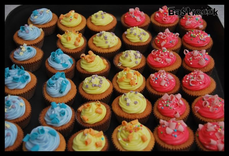 Cupcakes (Super Soffici)