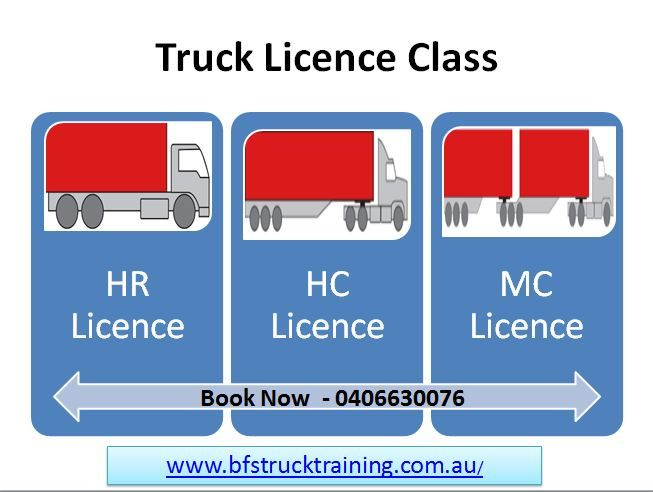 Apply for HC Licence in Australia
