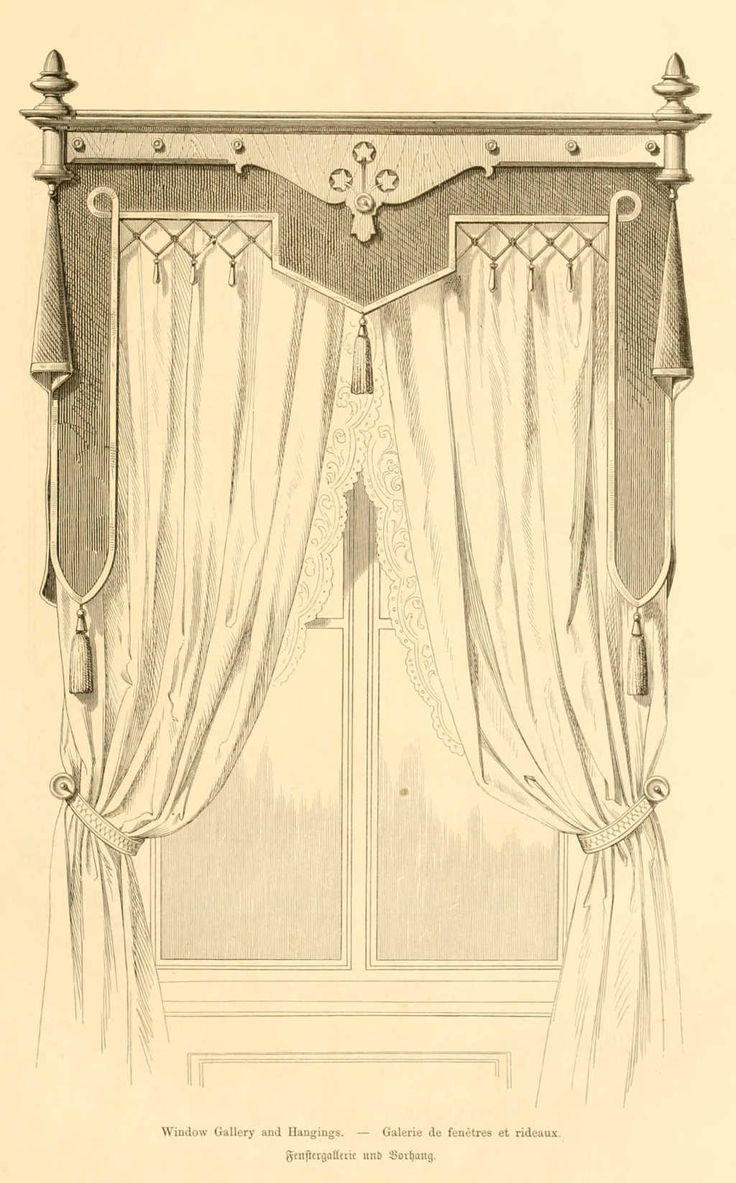71 best How to draw curtains images on Pinterest | Blinds, Sheet ... for Window With Curtains Drawing  75tgx