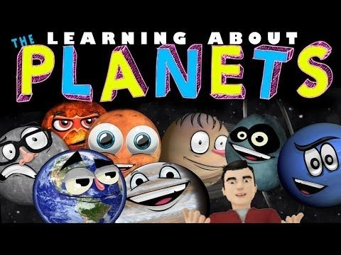 ▶ Learning About The Planets in Our Solar System - YouTube