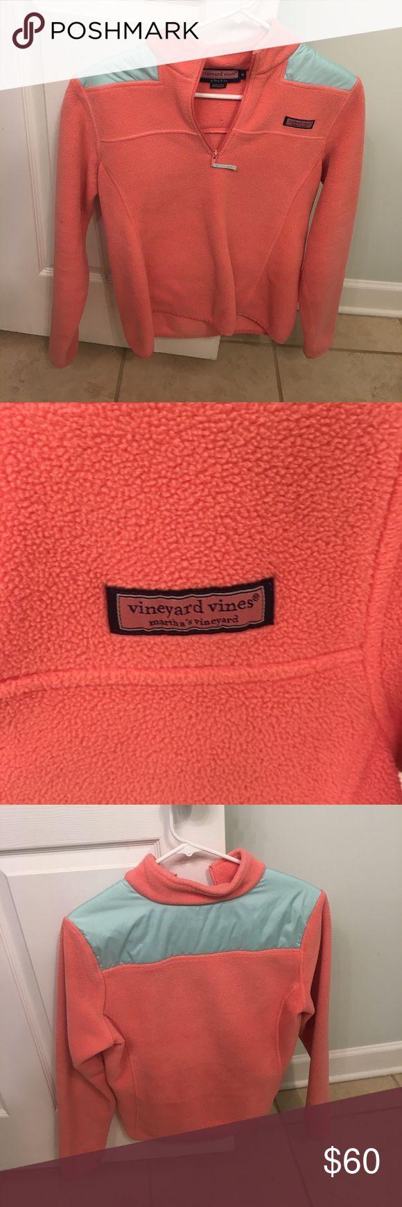Vineyard vines pullover vineyard vines pink pullover. No pocket. Vineyard Vines Jackets & Coats