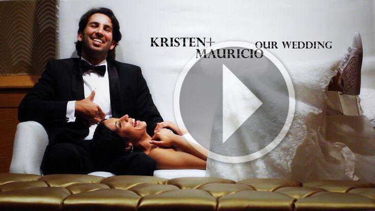 Wedding Short Movie at St Hugh Catholic Church, The Four Seasons Hotel Miami Wedding Cinematography.