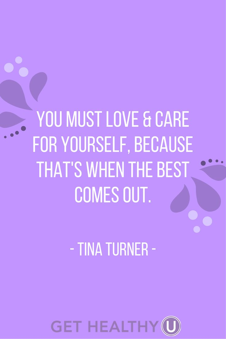Check out this blog and find out why it's so important to LOVE yourself! Workout because you love your body, not because you hate it!