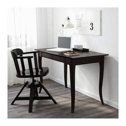 schreibtisch ikea alve leksvik. Black Bedroom Furniture Sets. Home Design Ideas