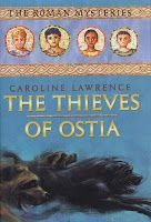 Read-at-Home Mom: Reading Through History: The Thieves of Ostia by Caroline Lawrence (2001)