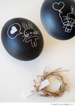 11 DIY Easter Crafts For Modern Easter Decor And Table
