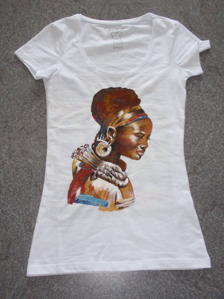 paiting on textile