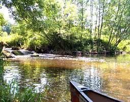 Kanu-Tour Schaalseekanal - ca. 5,5 Stunden