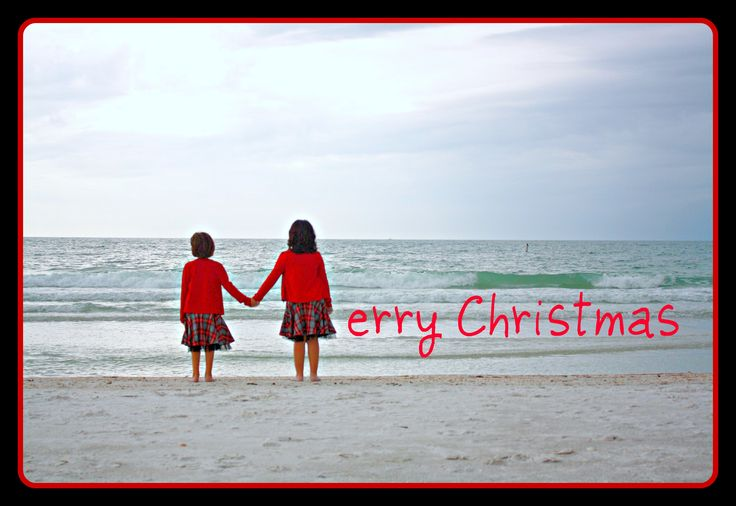 A good friend's Christmas picture - LOVE IT!!!