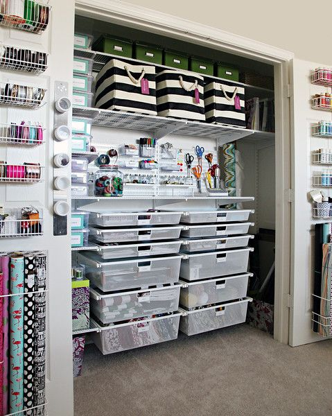 craft closet storage ideas best 25 craft closet organization ideas on 3760