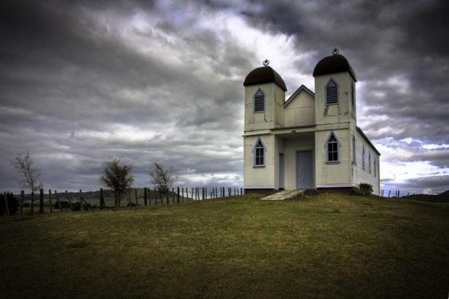 Whare Whakamoemiti - Ratana Church - Raetihi.