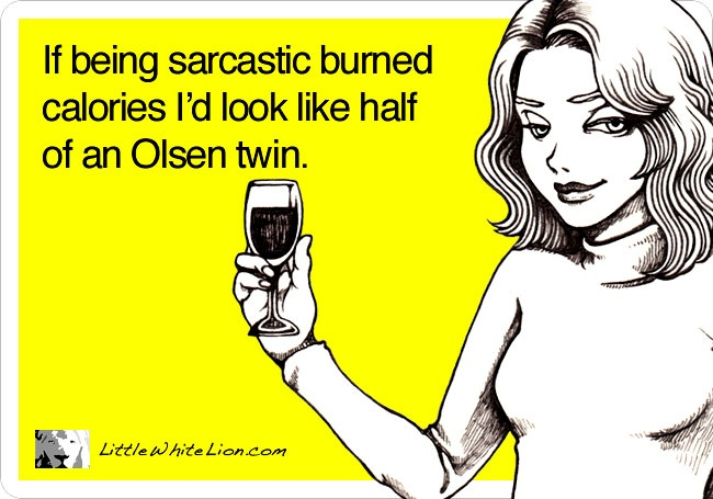 Seriously.: Sarcasm, Olsen Twins, Giggle, Truth, So True, Funny Stuff, Funnies
