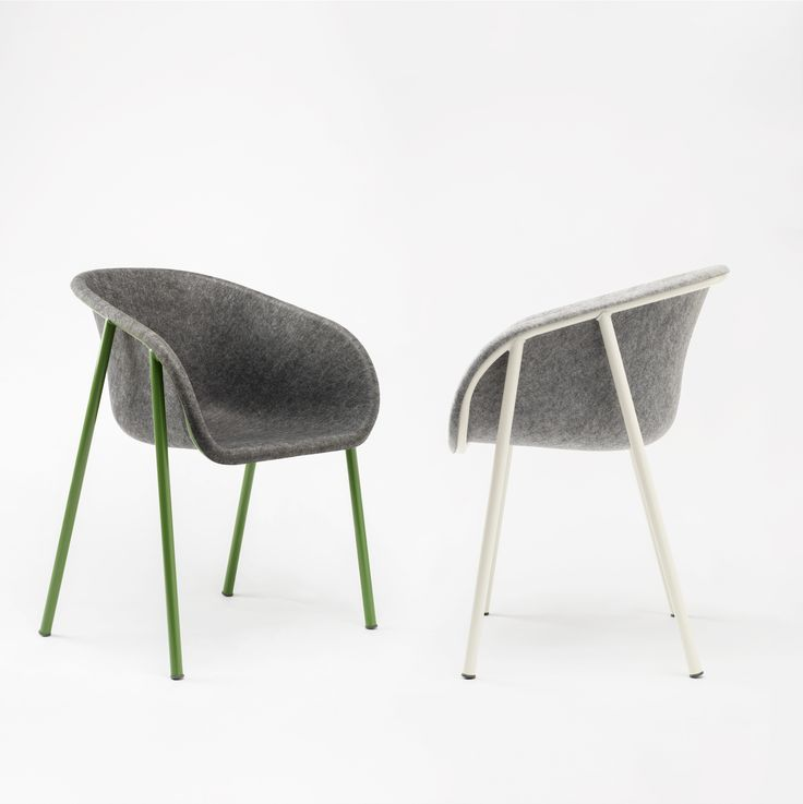 We make these chairs out of PET bottles... Want to know how? http://www.devorm.nl/products/lj1