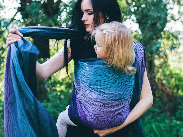 Kasumi Bessemer Baby Wrap image
