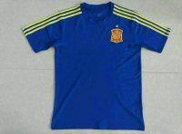 camiseta entrenamiento españa 2016