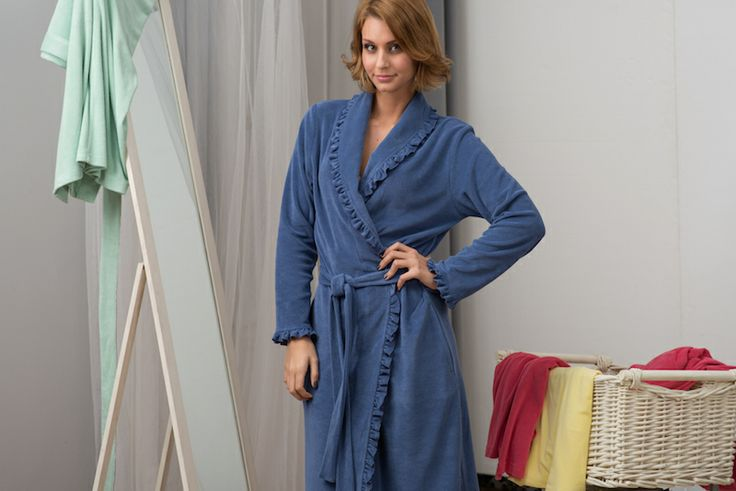 Belmanetti bathrobe woman collection Spring- Summer 2014   Item #8049