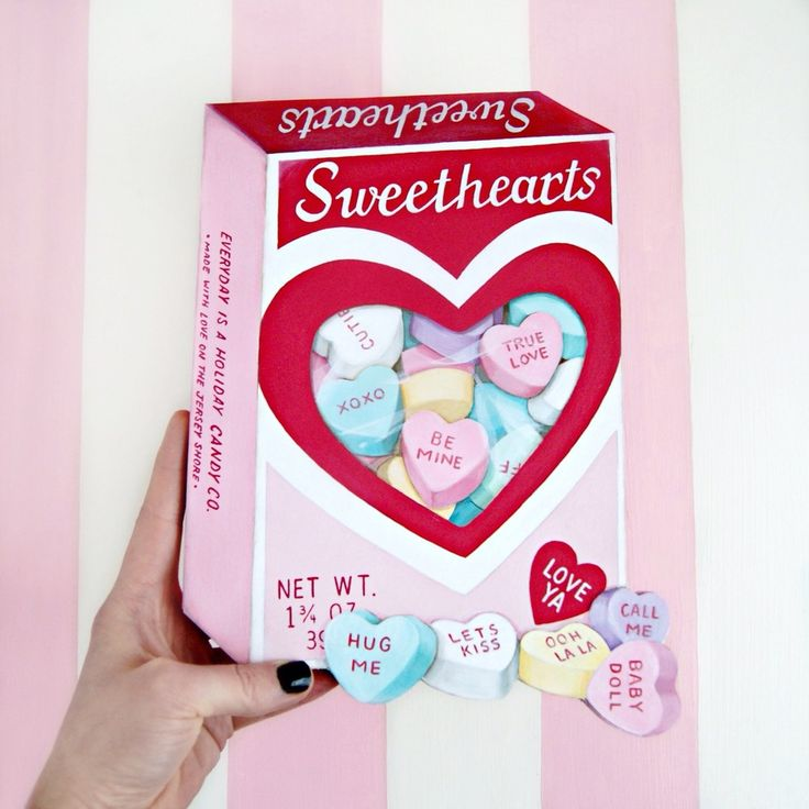 Best 25+ Sweetheart candy ideas on Pinterest | Happy valentines ...