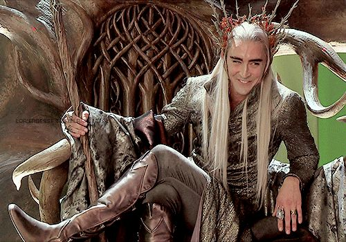 You do a great job hiding your feelings under a veneer of sheer perfection. | 20 Signs You're The Thranduil Of Your Friend Group