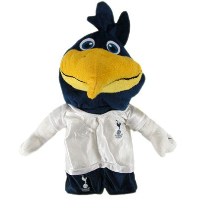 Tottenham Hotspur Mascot Golf Headcover. Official Licensed Tottenham Hotspur golf club cover. FREE DELIVERY on all of our football gifts.