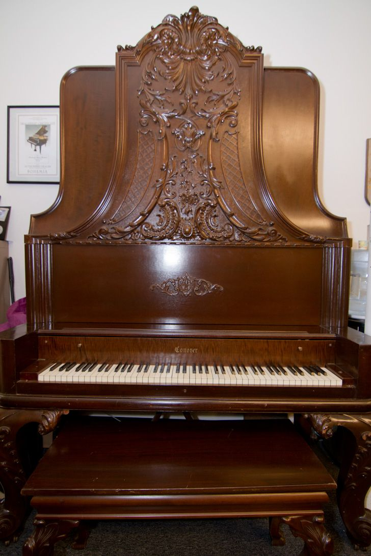 119 best upright grand pianos images on pinterest grand for Small grand piano size