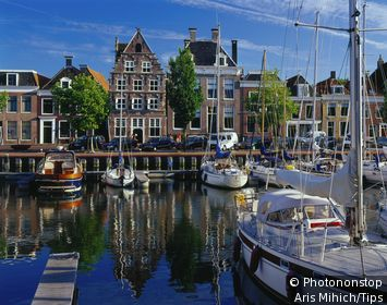 Harlingen, county Friesland