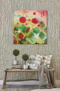 Dainty Doings by Heather Robinson Canvas Print