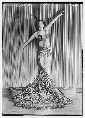 Photo of Mae Murray Number 2473 Vintage 5531