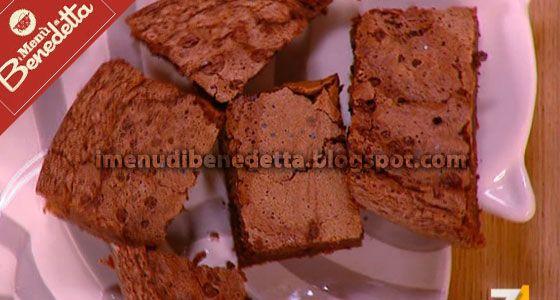 Torta al Cioccolato Senza Glutine di Benedetta Parodi