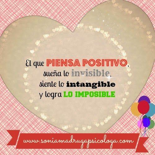 Imagen-Piensa en positivo