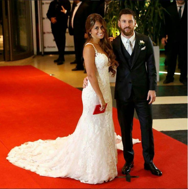 Messi y su amor ❤