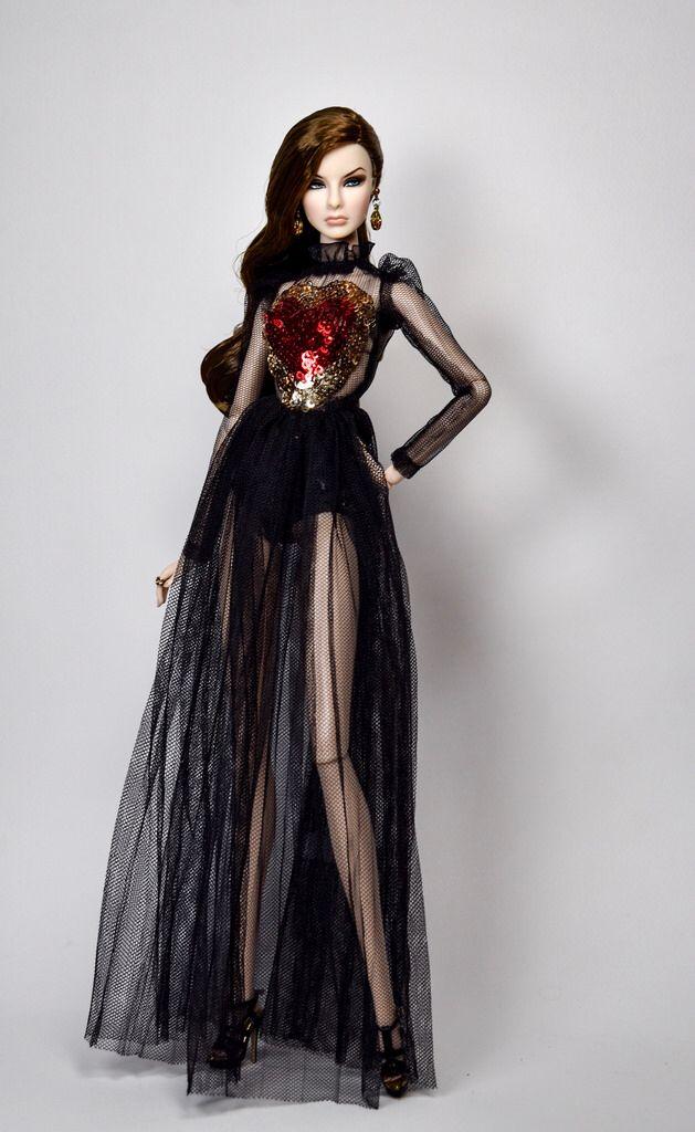 Agnes LLL New Hair Style   Vestidos Barbie   Pinterest ...