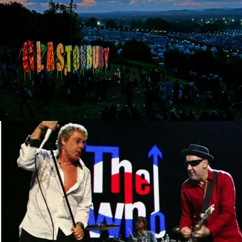 #THEWHO - #GLASTONBURYFESTIVAL    The Who are going to headline Glastonbury, on Sunday the 28th of June 2015.  It'll mark eight years after they first played the festival and will form part of the band's The Who Hits 50 world tour.  Ahead of Glastonbury, they'll also play London's Hyde Park a few days before.  Posted on: Wednesday 6th May 2015, 11:23 AM  Source: CI4TKS™ - The Ticket Search Engine! www.EntertaimmentNe.ws   Author: Click It 4 Tickets  Buy tickets online at…