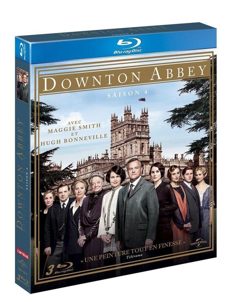Downton Abbey - Saison 4 en BLU-RAY  NEUF