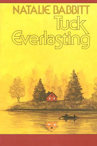 Tuck Everlasting:  I read this book in the sixth grade and I still remember it to this day. I loved this book. Years later when I read the Twilight series I felt like slapping Bella upside the head with this book. Clearly, she had never read this book or she might have made different decisions.