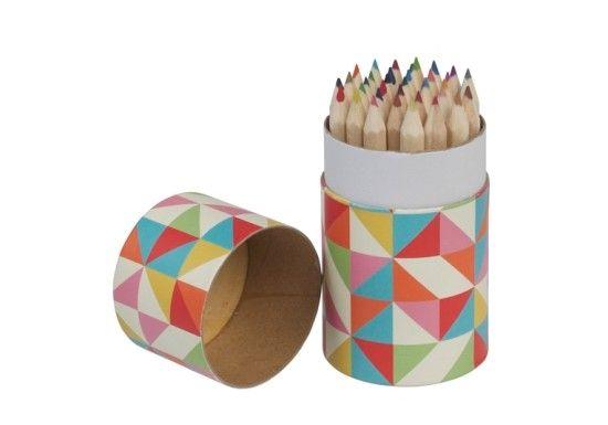 Crayons graphique - La boutique de Louise