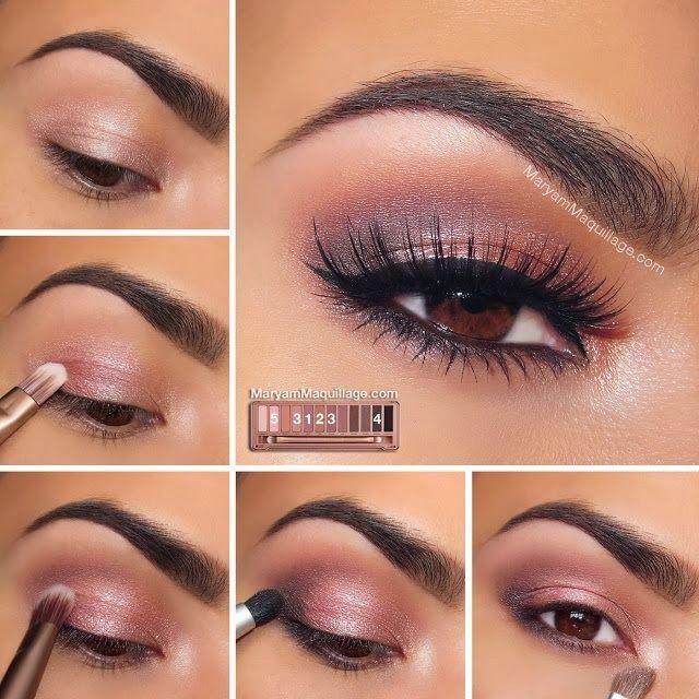 How+To+Apply+Eye+Shadow+–+Makeup+Tutorial.jpg (640×640)