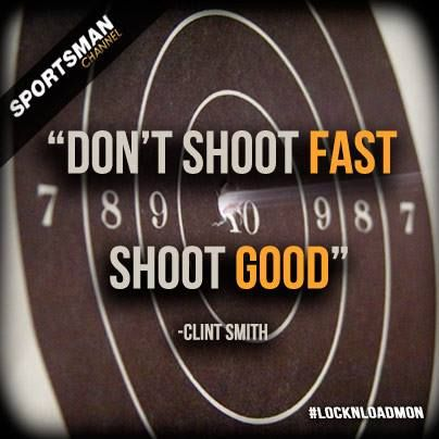#LocknLoadMon #SportsmanChannel #ClintSmith
