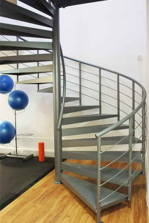 Best 15 Best Steel Spiral Staircases Images On Pinterest 400 x 300