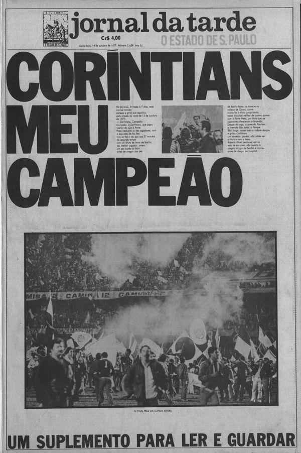 Em 1977, o fim de um drama de 22 anos - noticias - O Estado de S. Paulo - Acervo Estadão Meu papai Nelson na foto de capa