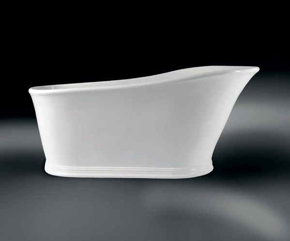 The Valentina sets a new trend for roll top slipper baths.  sinkandtap.com.au