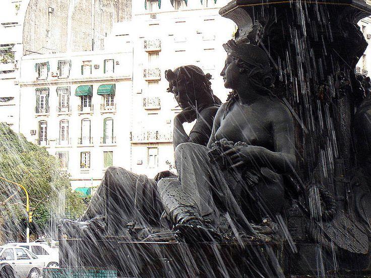 Fuente Ornamental - Buenos Aires, Buenos Aires